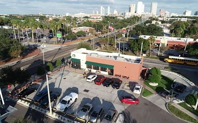 Starbucks on Kennedy Blvd, Tampa