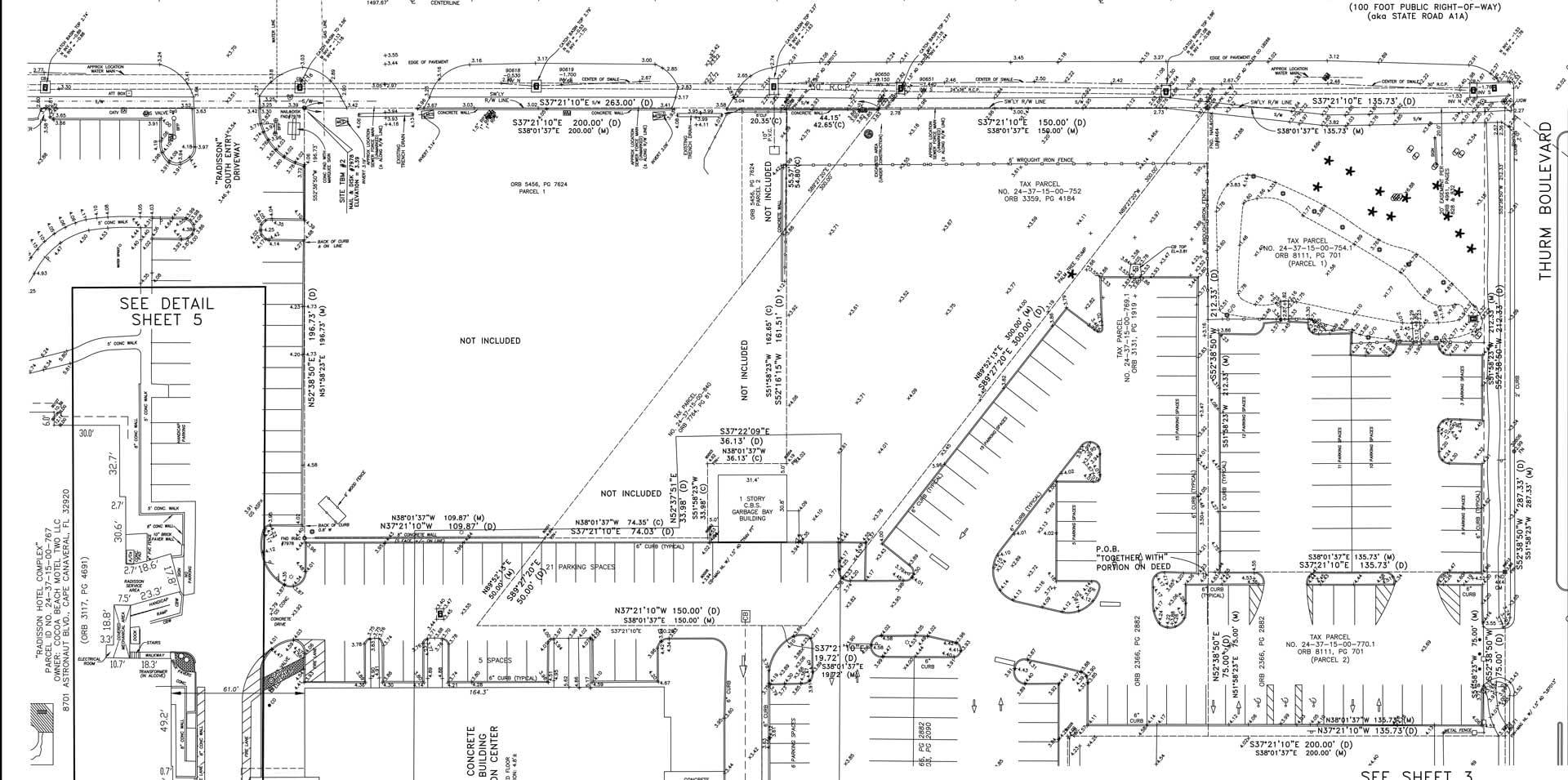 Raddison full lot layout