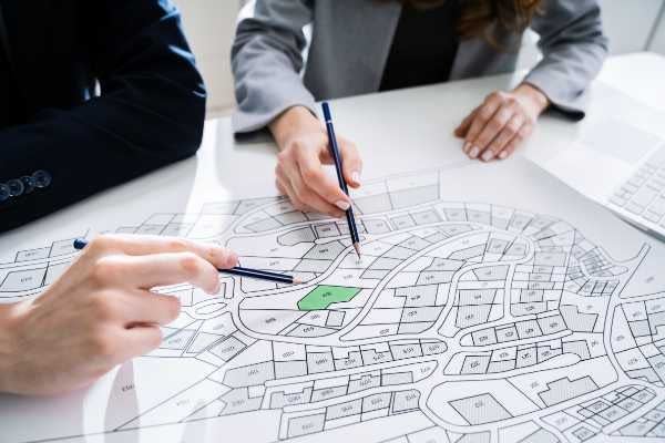 residential land planning between two engineers