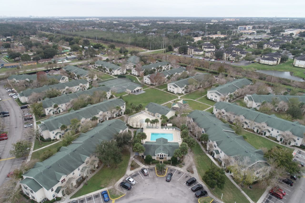 Timberleaf housing and community center